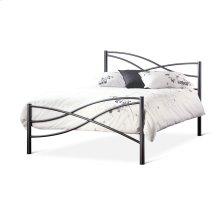 Nina Regular Footboard Bed - Queen