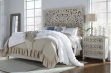 RED HOT BUY-BE HAPPY! King/Cal King Panel Headboard