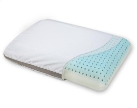 Aere Dual-Sided, Gel-Coated Pillow - Queen