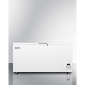 SummitCommercial -45 C Capable Chest Freezer With Digital Thermostat and 15.5 CU.FT. Capacity