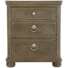 Rustic Patina Bachelor's Chest in Peppercorn (387)