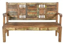 Wood Bench-OFK