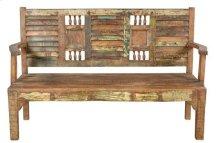 Wood Bench-OFK