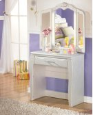 Zarollina - Silver 2 Piece Bedroom Set Product Image