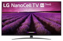 "55"" 4K HDR Smart LED NanoCell TV w/ AI ThinQ®"