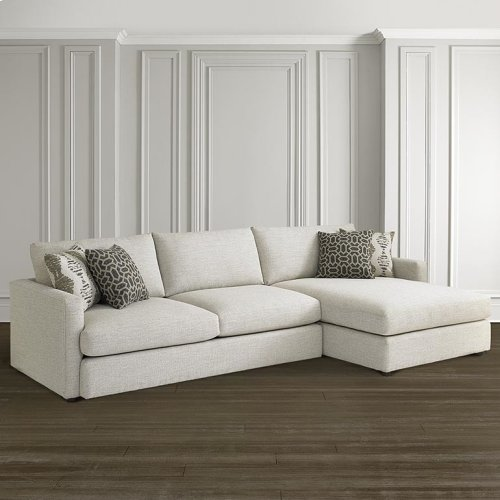 Allure Right Chaise Sectional