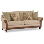 Living Room Windward Dart Honey Sofa Product Image