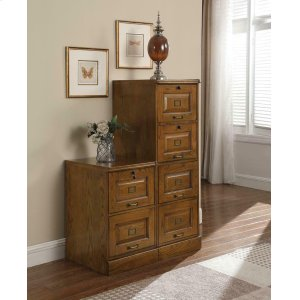CoasterPalmetto Four-drawer File Cabinet