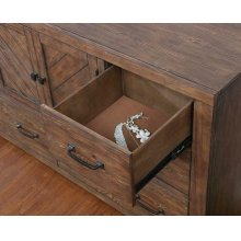 Reeves Mojave Brown Dresser