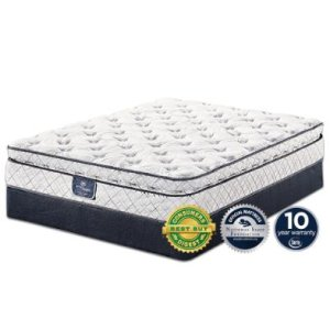 Serta Perfect Sleeper - Harmonize - Super Pillow Top - Cal King