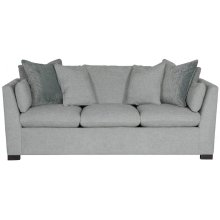 "Serenity Short Sofa (42-1/2"" D) in Mocha (751)"
