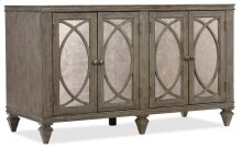 Home Office Rustic Glam Credenza