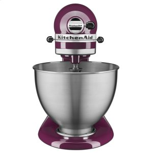 KitchenaidUltra Power® Series 4.5-Quart Tilt-Head Stand Mixer Boysenberry
