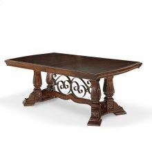 Rectangular Dining Table (3 Pc)