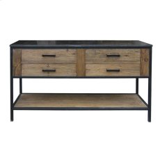 Dale 4Dwr Console Tbl Product Image
