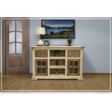 2 Drawer, 2 Door, TV Stand