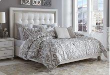 9pc Queen Comforter Set Gray