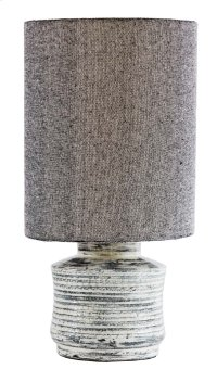 Terracotta Table Lamp (2/CN) Product Image