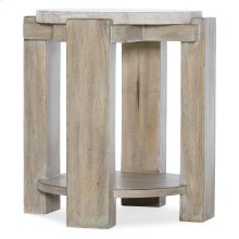 Living Room Amani Round End Table