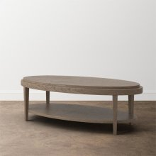 Ventura Oval Cocktail Table