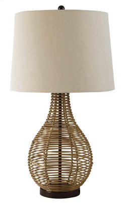 Rattan Table Lamp (2/CN) Product Image