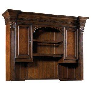 Hooker FurnitureHome Office European Renaissance II Computer Credenza Hutch
