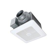 WhisperSense® DC Fan, 50-80-110 CFM