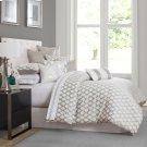 9pc Queen Comforter Set Platinum Product Image