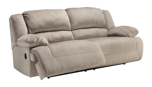 Toletta 2 Seat Reclining Sofa - Granite Collection