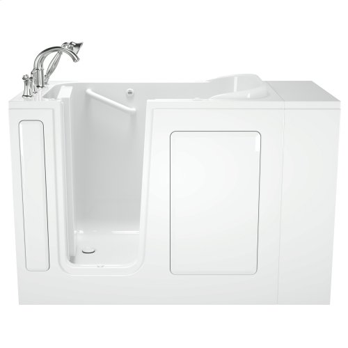 Gelcoat Value Series 28x48-inch Walk-in Tub with Whirlpool System  American Standard - White