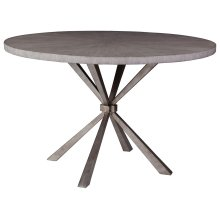 Iteration Round Dining Table