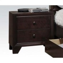 Madison Espresso Nightstand