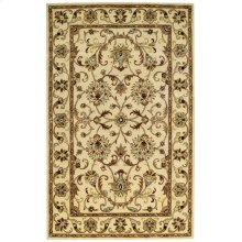Eloquent Garden Antique Ivory Hand Tufted Rugs