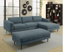 Colton Denim Sectional