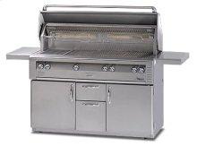 """56"""" Jumbo cart model grill"""