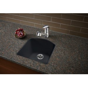 Blanco Diamond Bar Sink - Biscotti