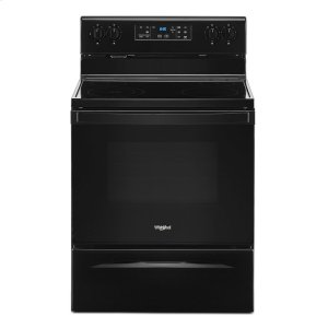Whirlpool  5.3 cu. ft. Whirlpool® electric range with Frozen Bake technology