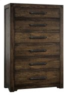 Bedroom Roslyn County Six-Drawer Chest Product Image