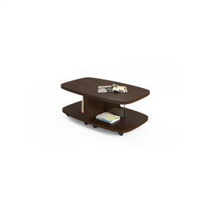 Bdi FurnitureMuv 1252 Motion Tables in Toasted Walnut