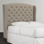 Custom Uph Beds Paris King Arched Bed Product Image