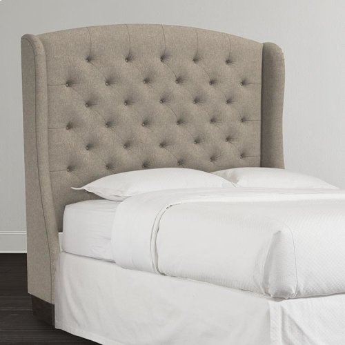 Custom Uph Beds Florence Clipped Corner Cal King Hdbd