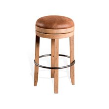 "30""H Swivel Stool"