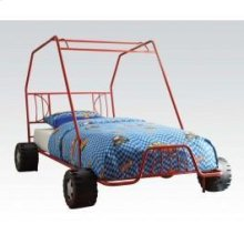 Xander Red Car Twin Bed