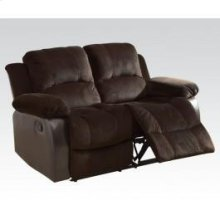 Brw Champ/pu Loveseat W/motion