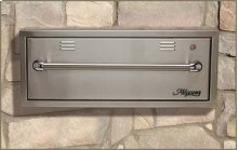 "30"" Outdoor Warming Drawer Stainless Steel"