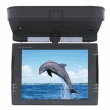"10.4"" TFT-LCD Monitor With IR Transmitter"