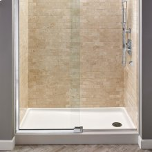 Studio 60x32-inch Shower Base - Arctic