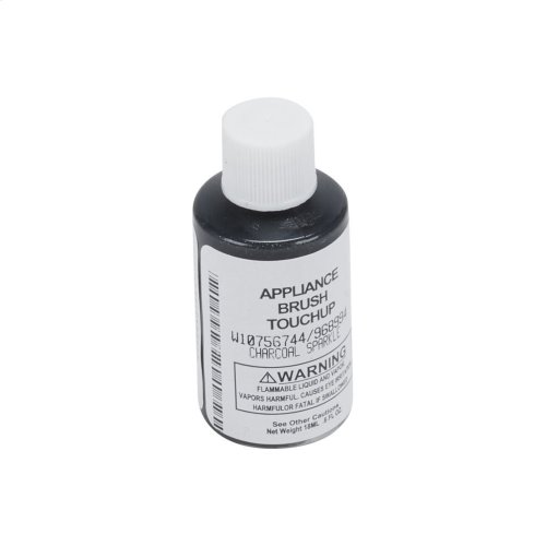0.6 fl. Oz. Charcoal Sparkle Touch-Up Paint Bottle