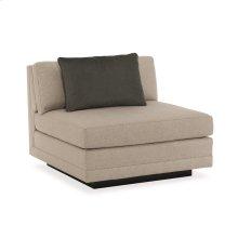 Fusion Armless Chair