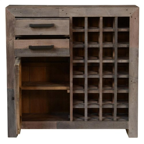 Omni Wine Cabinet Storm